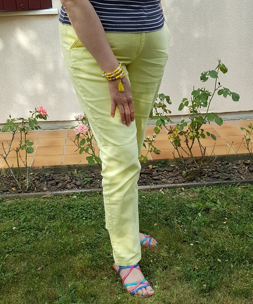 Pantalon jaune Bp4