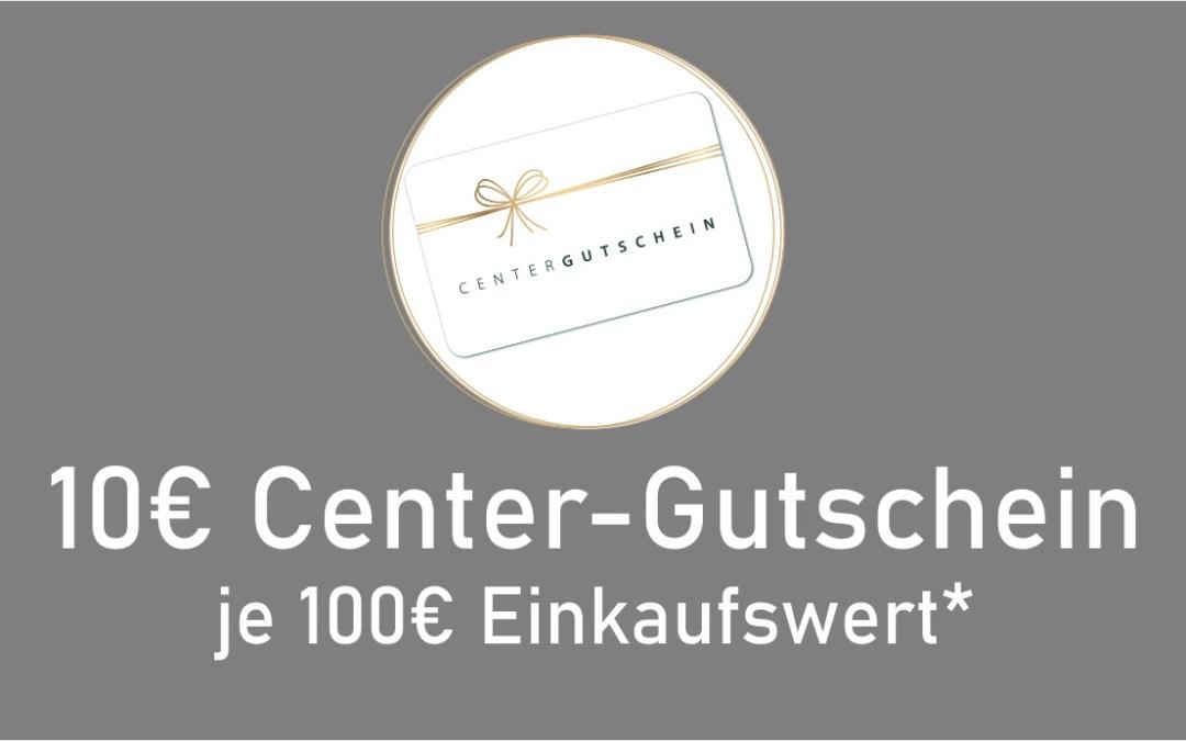 Gutscheinshopping der City-Galerie Wolfsburg