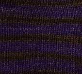 Purple & Khaki Stripe