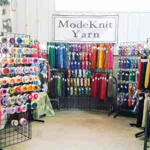 Our booth at Wisconsin Sheep and Wool 2015