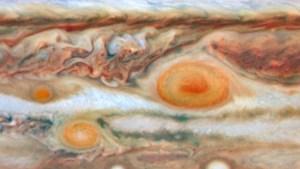 Jupiter's New Red Spot