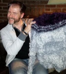 Daniel & the Fuzzy Sweater