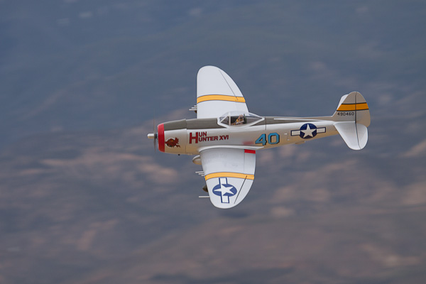 Exclusive Review  Hangar 9 P 47D 30cc   Model Airplane News Hangar 9 P 47D Thunderbolt Part