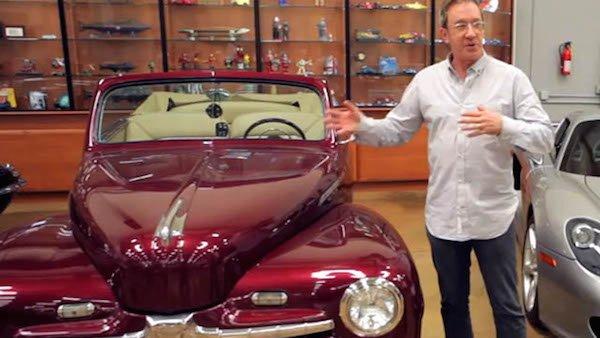 Tim Allen Cars >> Tim Allen Cars Model Car Hall Of Fame