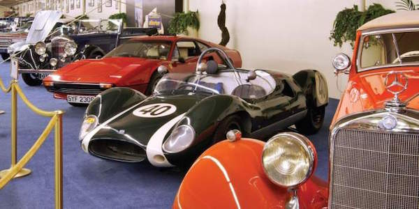 Things To Do In Las Vegas Before You Diecast Model Car Hall Of Fame - Linq car show