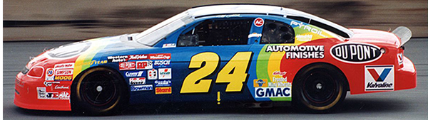 jeff gordon sam bass