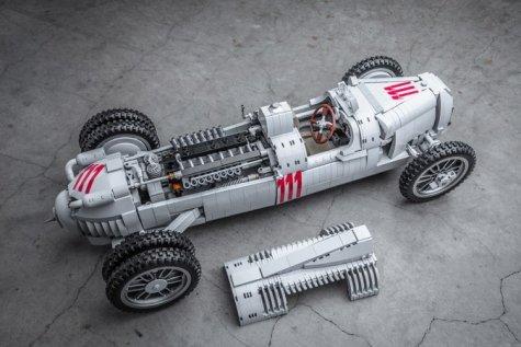 Auto Union Type C Racecar
