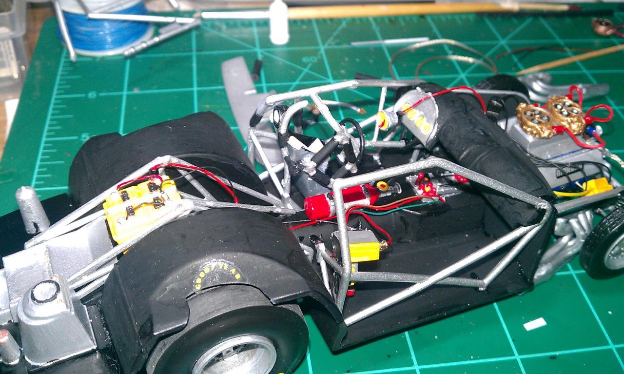 Drag Race Car Wiring Diagram Nhra