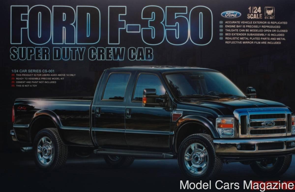 Meng Ford F350 Super Duty Crew Cab