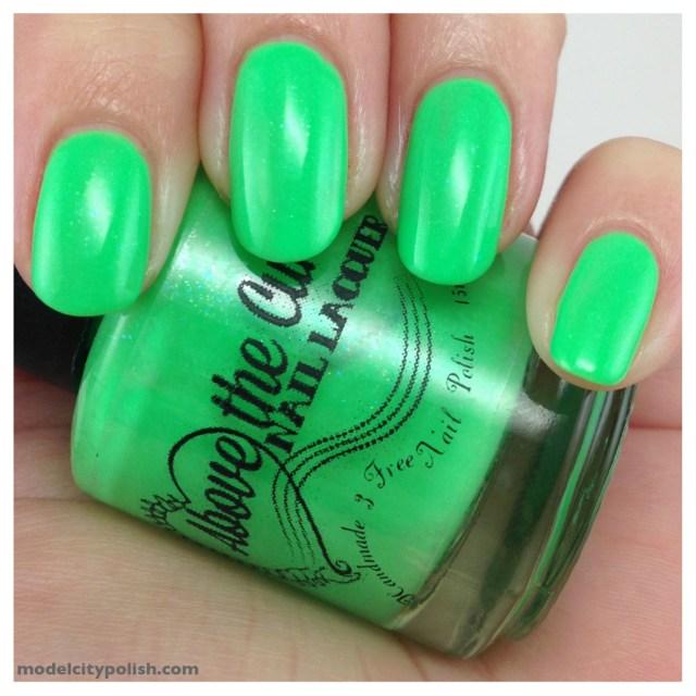 Neon Green 1