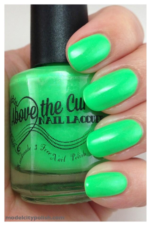 Neon Green 2