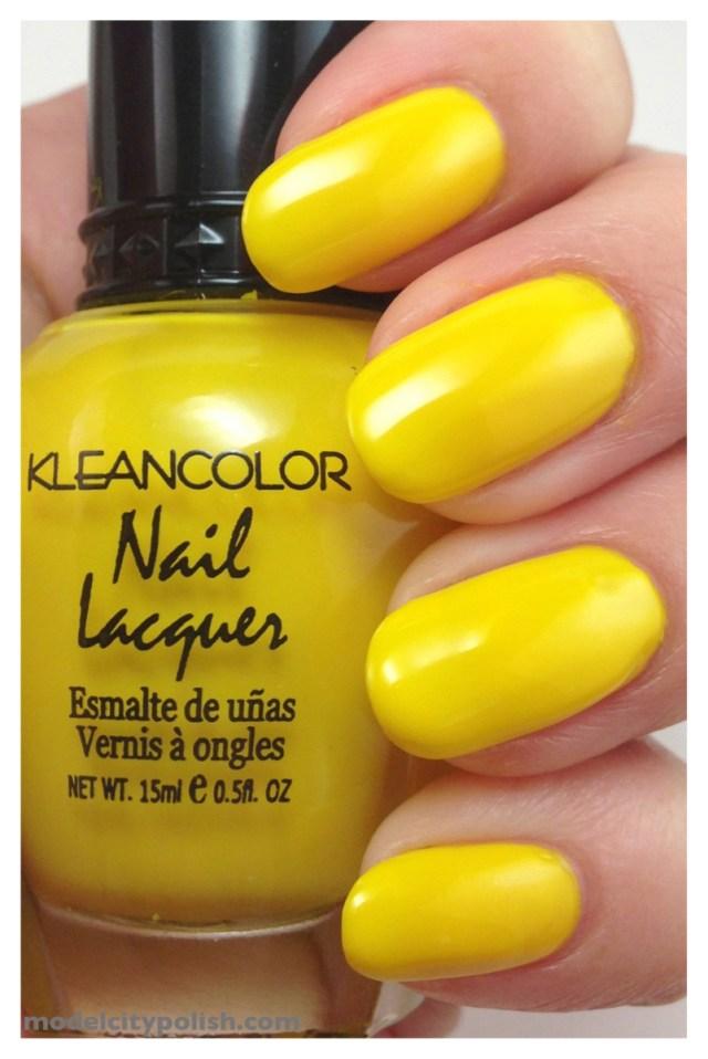 Neon Yellow 2