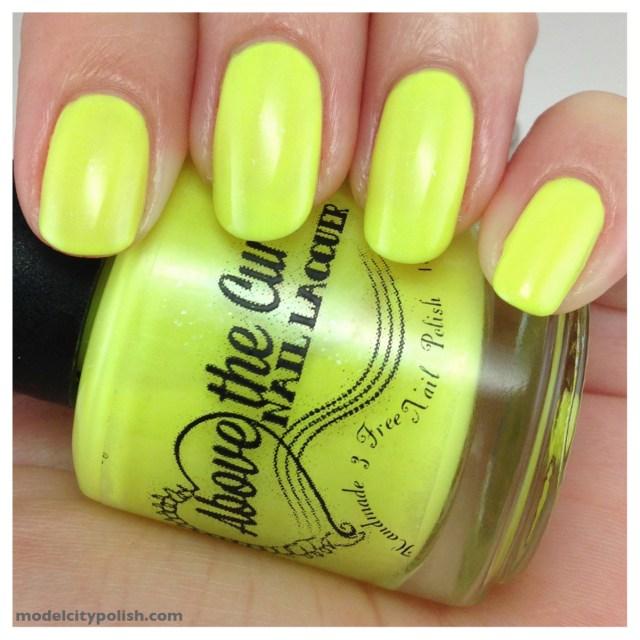 Neon Yellow 1