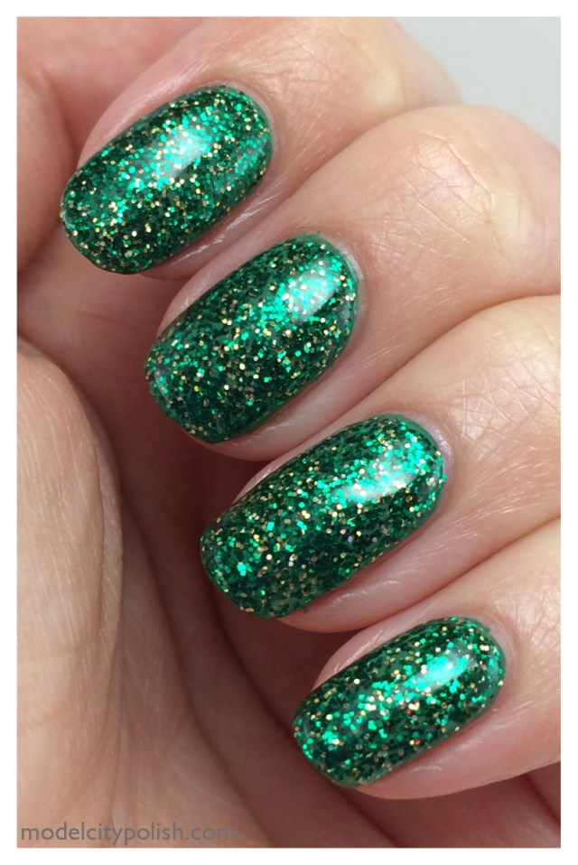 Emeralds & Gold 3
