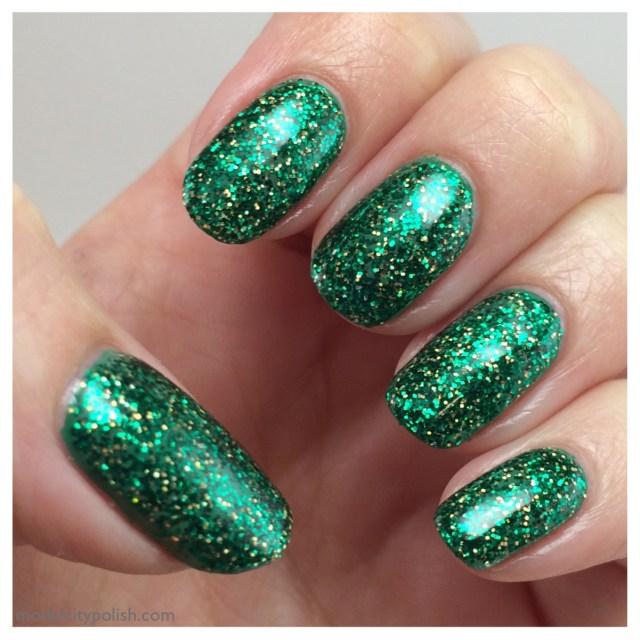 Emeralds & Gold 4
