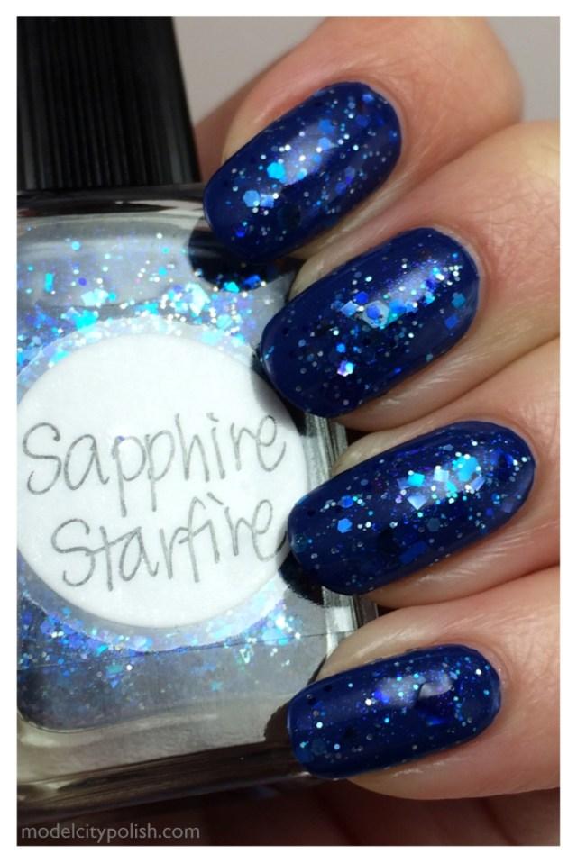 Sapphire Starfire 2
