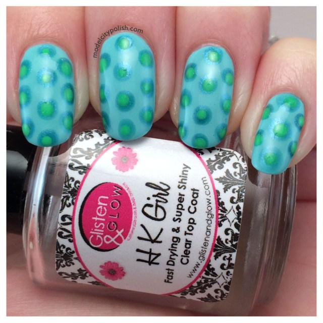 He Picks My Polish Dots 1