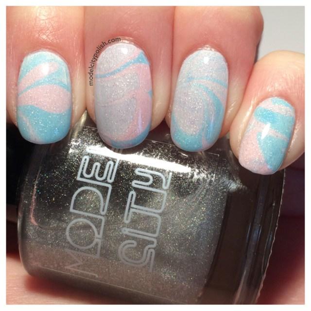 Pastel Water Marble 5