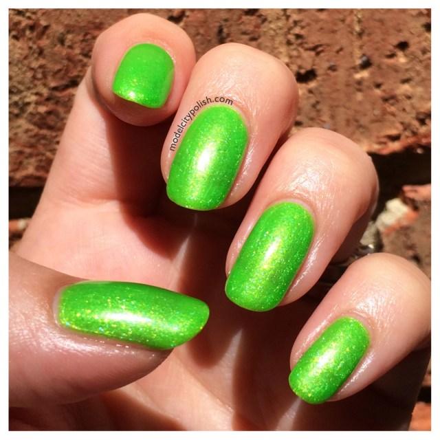 Green Monster 3