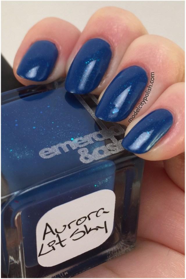 Aurora Lit Sky 4