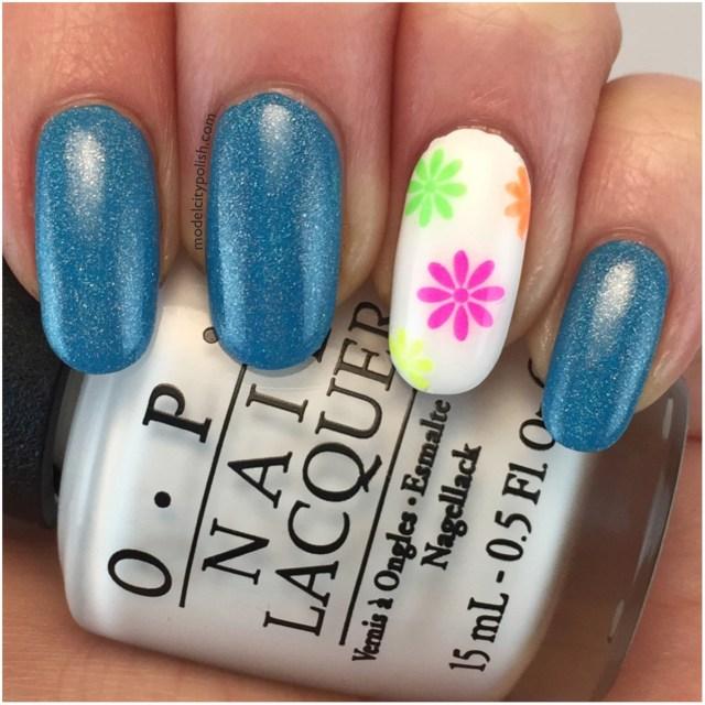 Neon Flowers 1