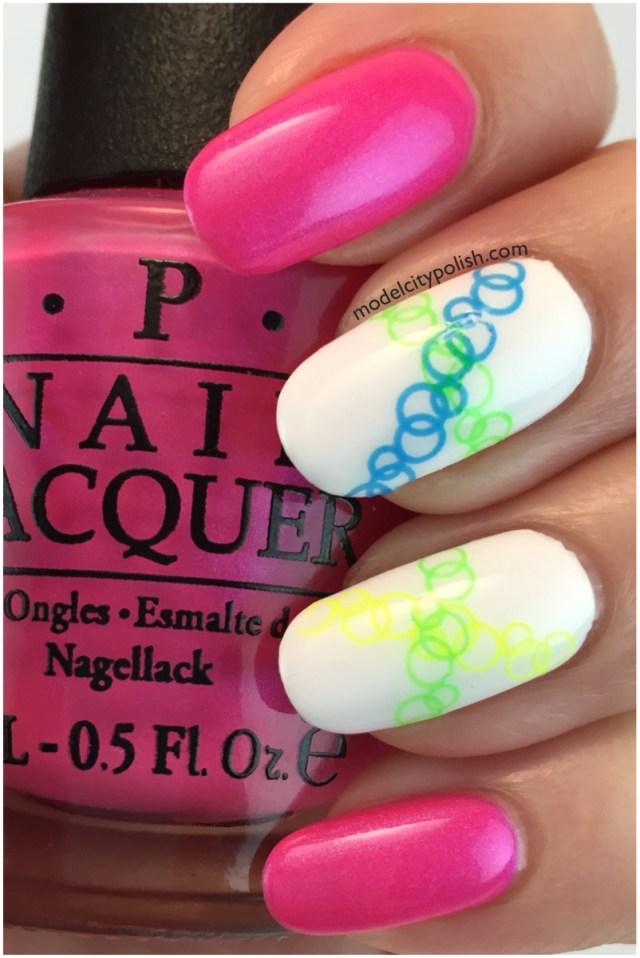 Neon Swirl 2