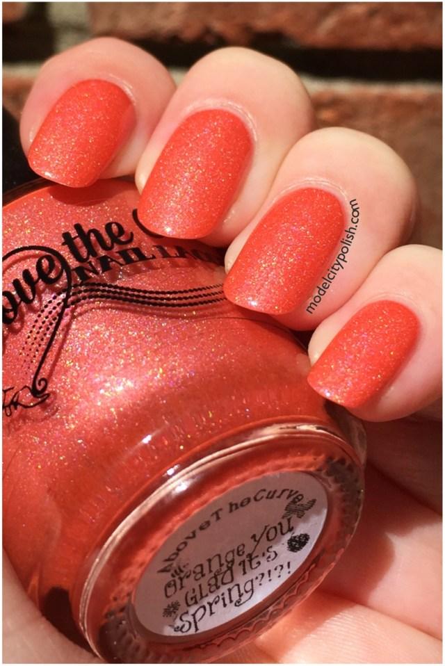 Orange You Glad It's Spring?!?! 4
