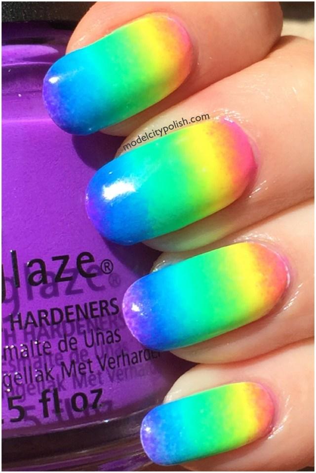 Neon Rainbow 2