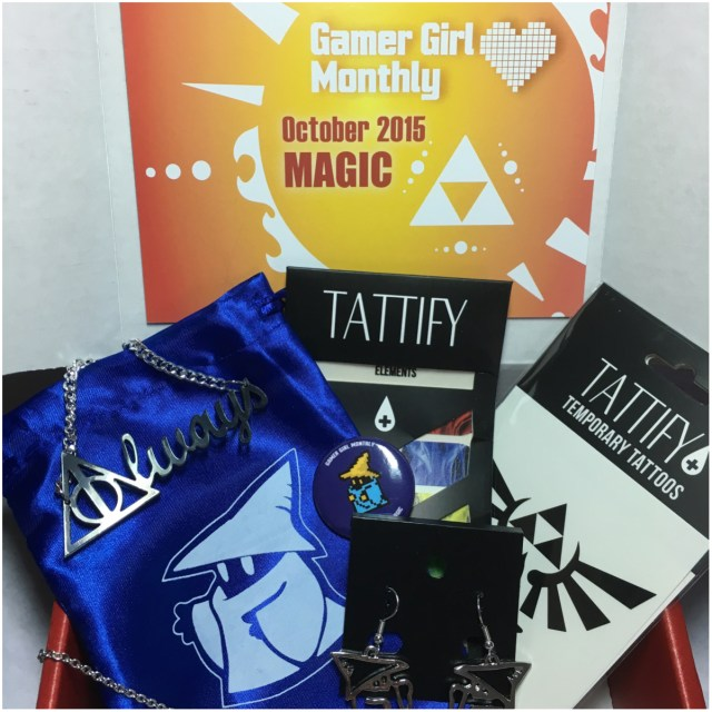 October 2015 Gamer Girl 2