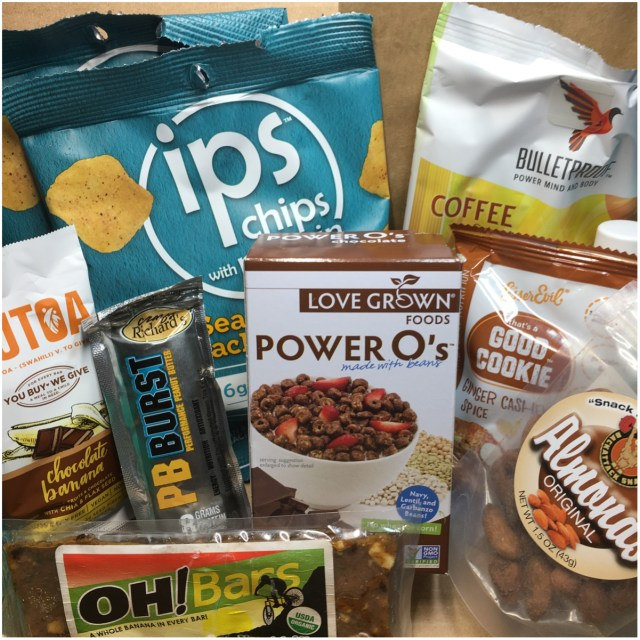 March Fit Snack 2016