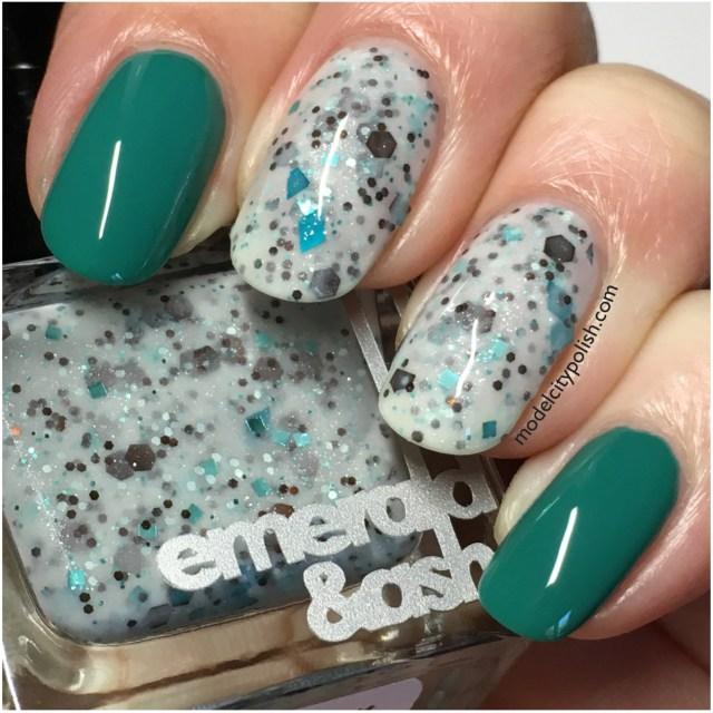 Emerald & Zoya 4