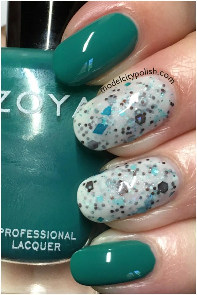 Emerald & Zoya 6