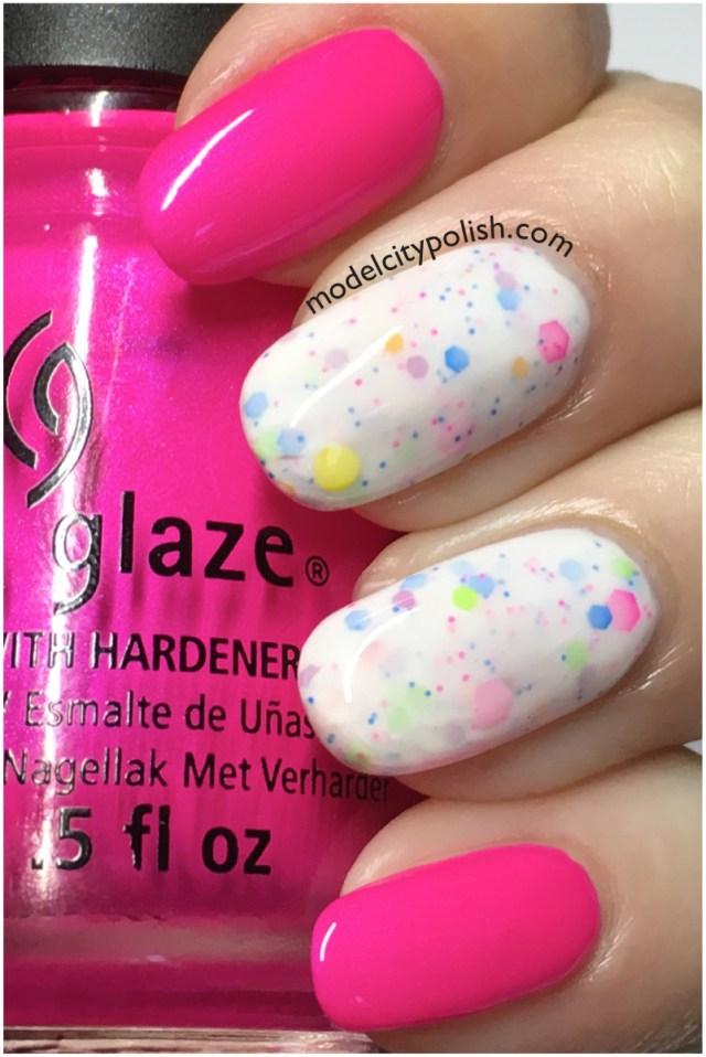China Glaze and Glam 2