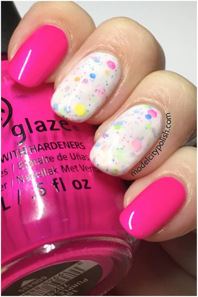China Glaze and Glam 4