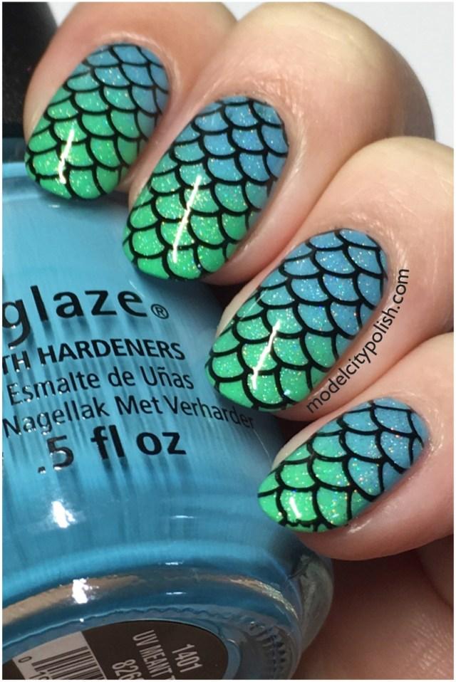 China Glaze Mermaid 4