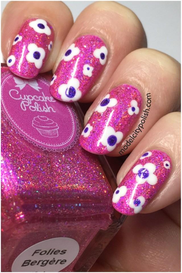 Cupcake Flowers 4