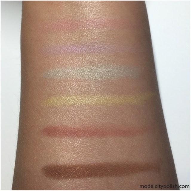 Patina Eyeshadows 4