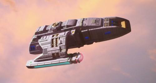 Warp Shuttle