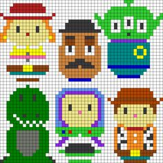 toy-story-grille-gratuite-hama-perles-a-repasser