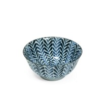 "Shidae Fern donburi bowl. 6"" dia. 9.25 each"