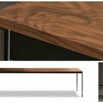 **ITEM NOW SOLD**Minotti 'Jorn' Table. Original Retail Price: $12,199. Modele's Price: 3,500.