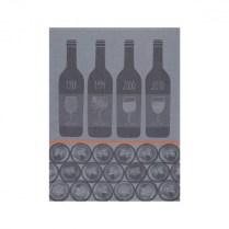 Le Jacquard Francais tea towel.' Bar a vin'100% cotton. Zinc 17.-