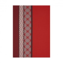 Le Jacquard Francais tea towel. 'Bilbao Carmen'. 100% cotton. 17.-