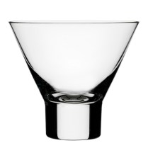 "'Aarne' cocktail, 4.75 oz. 3.2""h. Mouth-blown glass, designed by Goran Hongell in 1948. 45. each"