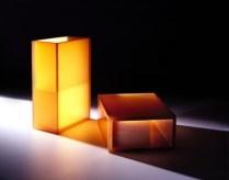 **ITEM NOW SOLD**Gulassa & Co. V406 Resin Vase. Original List: $395.-Modele's Price: 125.-