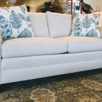 **ITEM NOW SOLD**100 Series Stickley Loveseat. Original List: $4345.-Modele's Price: 1950.-