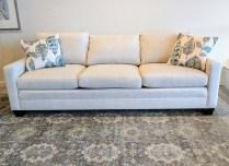 **ITEM NOW SOLD**100 Series Stickley Sofa. Original List: $4700.-Modele's Price: 2350.-