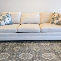 **ITEM NOW SOLD**100 Series Stickley Sofa. Original List: $4700.-Modele's Price: 2350.-