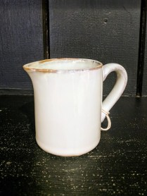 Small rustic pitcher. 13.50