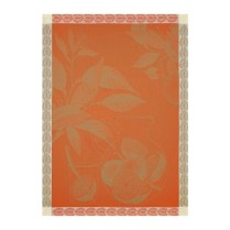 Le jacquard Francias tea towel. 'Eaux de Oranges'. 100% cotton. 23.-